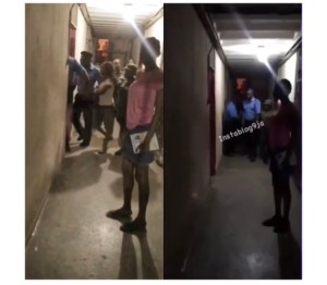 Female Unilag Student Arrested For Stealing Roommate's ATM Card (Video)