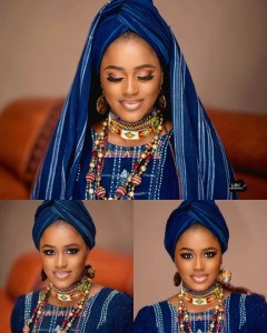 Check out this beautiful northern bride in traditional attire (Photos)