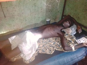 See The Poor Living Conditions Of Inmates In Warri Prison (Disturbing Photos )