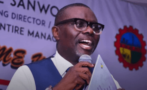 BREAKING: #LagosAPCprimaries: APC NWC finally accepts Sanwo-Olu as winner