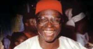 Osadebe's son killed by flood