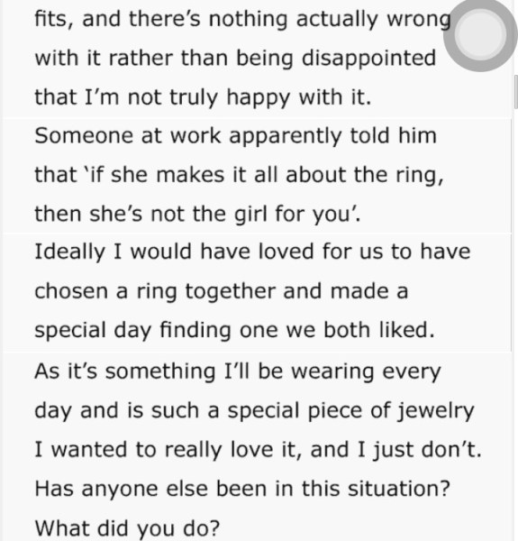 , Lady Humiliates Fiance For Proposing With Cheap Diamond Ring (Photos), Effiezy - Top Nigerian News & Entertainment Website