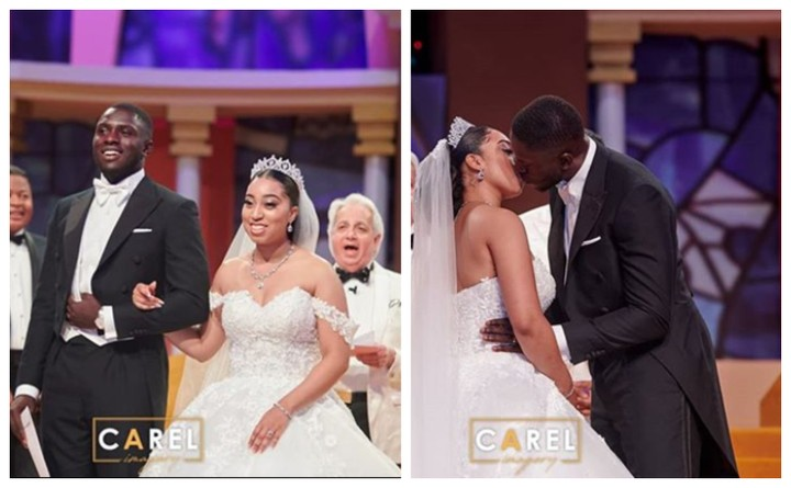 , Pastor Anita Oyakhilome Finally Reveals Why She Did Not Attend Her Daughter's Wedding, Effiezy - Top Nigerian News & Entertainment Website