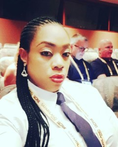 , Celebrity Police Officer, Dolapo Badmus Slays In New Pictures, Effiezy - Top Nigerian News & Entertainment Website