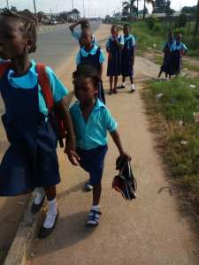 Students Chased Out From School Over N600 In Rivers State. (Photos)