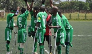 Nigeria amputee football team win first World Cup match