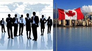 All staff in a department in Nigerian company migrate to Canada together