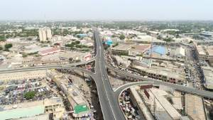 Longest Flyover In West Africa To Be Commissioned By President Buhari (Photos)