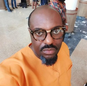 Actor, Jim Iyke Goes Bald For A New Movie Role (Photos)