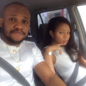 Nigerian anti-drug advocate, Esabienlen Ose kingsley, and wife arrested with cocaine (Photos)