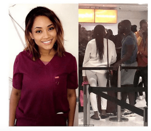 Man steals money from his ex-girlfriend's to fund Paris trip for his new bae; caught at the airport