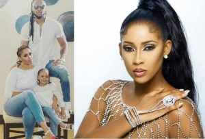 Singer, Flavour welcomes 3rd child with first baby mama, Sandra Okagbue