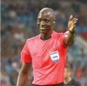 , Gambian referee apologizes to Nigeria after match against South Africa, Effiezy - Top Nigerian News & Entertainment Website