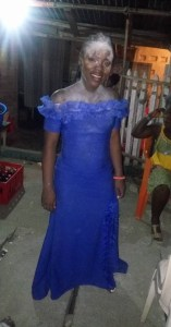 Young lady appreciates God after escaping from ritualist den in Delta.