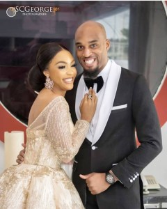 Billionaire businessman, Dilly Umenyiora and his wife Fifi celebrate 10th wedding anniversary with new photos