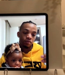 Tekno And His Daughter, Skye In New Photos