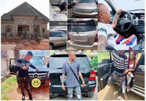 20-Year-Old boy Lists His 2018 Achievements, To Inspire Others (Photos)