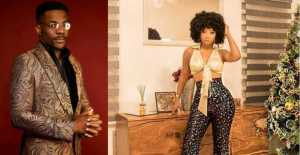 Media personality, Toke Makinwa, accused of flirting with Ebuka