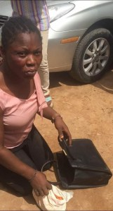 Nollywood Actress, Yetunde Akilapa arrested again in Lagos (Video)