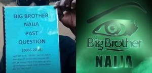 LOL!! 'Big Brother Naija Past Questions' Handbook Is Now Being Sold In Traffic (Photos)