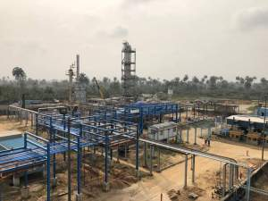 #Buhari's Infrastructure: Modular Refinery In Ogbele, Rivers State Almost Ready (Photos)