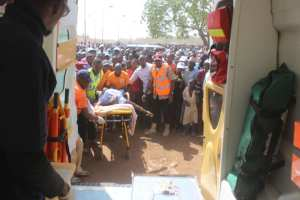 SAD!! Woman And Boy Dies In APC Presidential Rally In Sokoto State. (Photos)