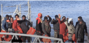 Migrants Including Nigerians Allowed To Enter Europe After 18 Days