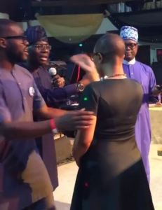 , Lady harasses Jide Sanwo-olu at an interactive session (Video), Effiezy - Top Nigerian News & Entertainment Website