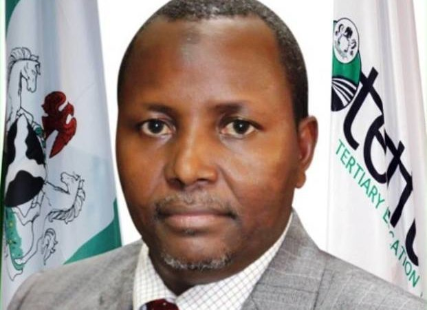 Jubilations At TETFUND As Buhari Sacks Executive Secretary, Dr Bichi Baffa (Video)