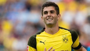 Chelsea Sign Christian Pulisic From Borrusia Dortmund For £58m