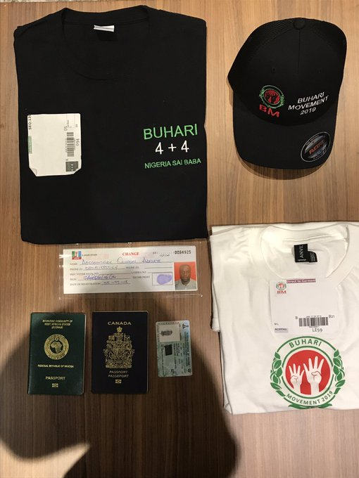 , Nigerian man to travel for 30 hours to vote for Buhari (Photo), Effiezy - Top Nigerian News & Entertainment Website