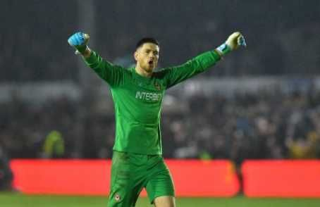 , Goalkeeper runs off the pitch as his wife goes into labour (Photos), Effiezy - Top Nigerian News & Entertainment Website