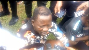 Police Parade Native Doctor, Men Who Tortured Lady Over Missing iPhone.