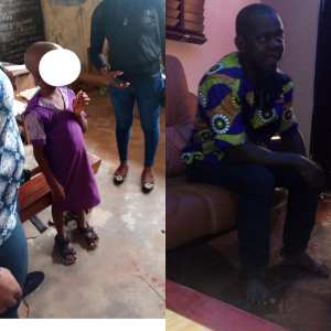 Married Man Rapes 6-Year-Old Girl In Uncompleted Building In Anambra. (Photos)