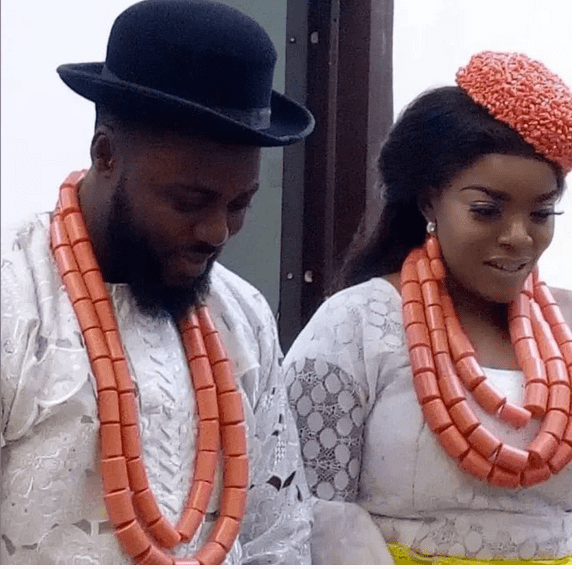 , Nollywood actress, Empress Njama and actor, Daniel Lloyd are married (Photos), Effiezy - Top Nigerian News & Entertainment Website