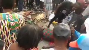 Nigerians React As Many Die During Stampede At APC Rally In Port-hacourt, Rivers