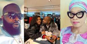 """Davido's girlfriend, Chioma sleeps around with different men in London"" – Kemi Olunloyo says as she shares chat between Davido's hypeman, Spesh and a friend"