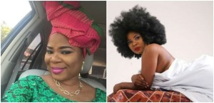"""A senior who called me an idiot on set begged me 12 years later to star in her movie""- Nollywood actress, Funke Etti"