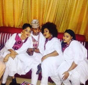 """MC Oluomo To His 3 Wives-  """"I Will Never Make You Shed Tears"""""""