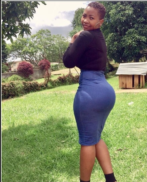 , Check out the Botswana lady who is every man's crush (Photos), Effiezy - Top Nigerian News & Entertainment Website