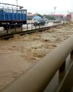 Abuja Flood: Over 30 People Missing As Flood renders many homeless.