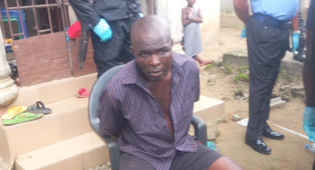 , RIVERS' SEPTIC TANK MURDERER: Humble and quiet, we didn't know we were living with a serial killer — Neighbours (Video), Effiezy - Top Nigerian News & Entertainment Website