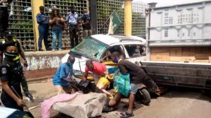 Fatal road crash claims two lives, several injured in Nnewi.