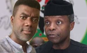 Alleged N4billion loot: Do what Jonathan did when you lied against him – Omokri tells Osinbajo