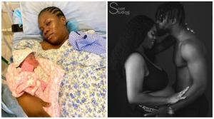 YBNL DJ Enimoney welcomes second baby with girlfriend.