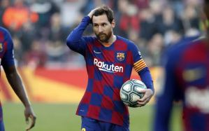 LaLiga: Messi reacts as Real Madrid snatches title from Barcelona.