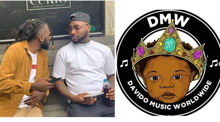 , May D Joins Davido's Record Label., Effiezy - Top Nigerian News & Entertainment Website