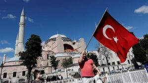 Turkey reconverting Hagia Sophia into a mosque – Nations reacts