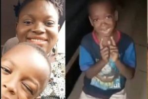 """Mother of little Boy who begged her Mum to """"Calm Down"""" reveals why she made the video."""