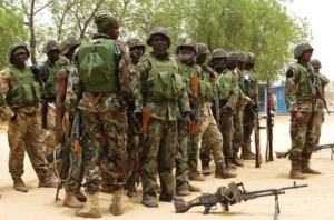 Soldier allegedly suffering from depression kills Officer in Borno